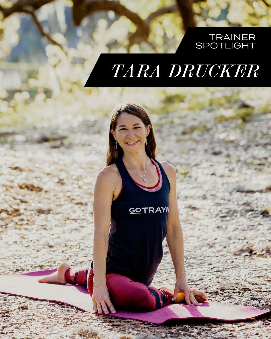 ✨GET TO KNOW TARA✨  Tara began practicing yoga to deepen her meditation practice. 🧘🏻♀️ She quickly found that yoga gave her the mind, body, and spirit connection she had been longing for her entire life. 💡  Through yoga, she was able to heal the grief associated with losing both parents, and balance her physical, mental, emotional, and energetic body. 🧠  Following her intuition, Tara completed her 200 hour Teacher Training at the Lotus Pond in Tampa, where she is currently working on her advanced training to become a 500 hour teacher. 🤯  Tara is passionate about helping students feel ease and confidence in yoga postures so they can find balance and bliss in their lives. ⚖️  She focuses on alignment while incorporating: ✅ Breathwork ✅Mindfulness,  ✅Joy  Into all of her classes.✨  Experience the magic yourself and book a class or a private session with Tara today -> gotrayne.com/book (@gotrayne) 🔥   #onlinetrainer #onlinepersonaltraining #onlinetrainingcoach #onlinept #strengthtraining #virtualpersonaltraining #indoorcycling #strenghtrainingforwomen #livetraining #zoomtraining #liveworkout #zoomworkouts #onlinefitnesscoaching #athomeworkout #onlinetrainingprogram #DitchTheCommute #GoTrayne #GoTrayneTrainer #GoTrayneWorkout