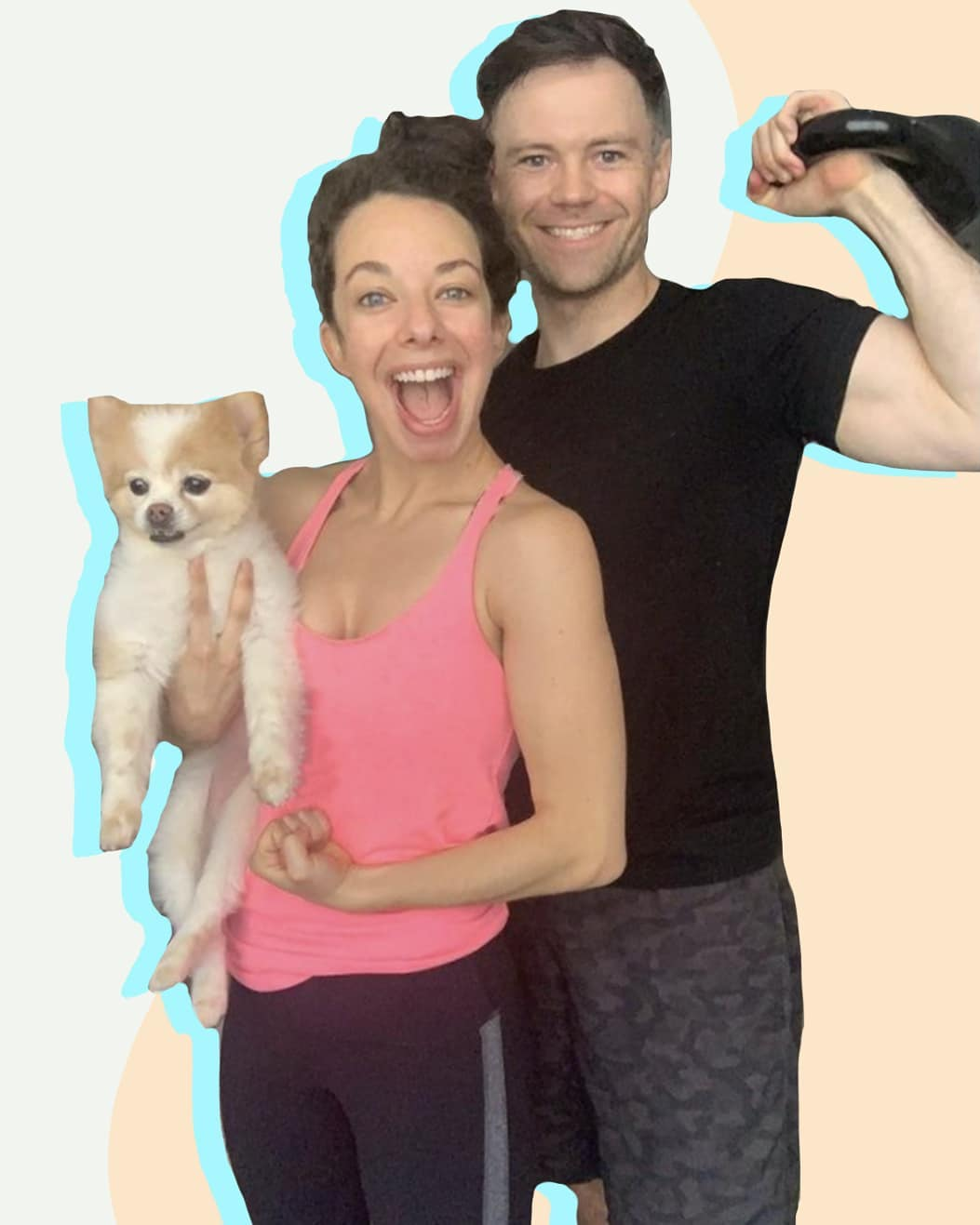 Live from NY but coming soon to a Zoom studio near you! So excited to bring MauneyFIT into the GoTrayne family this June. Stay tuned for more news to come!